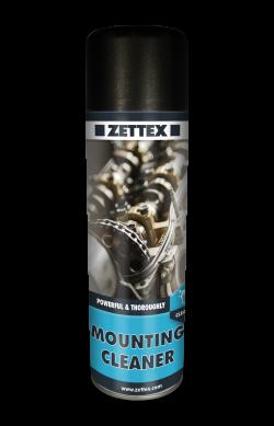 تصویر اسپری پاک کننده زتکس Zettex Mounting Cleaner Spray