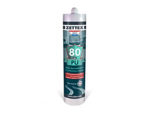 چسب خودرویی ZETTEX PU80 مناسب برای شیشه های وسایل نقلیه سنگین