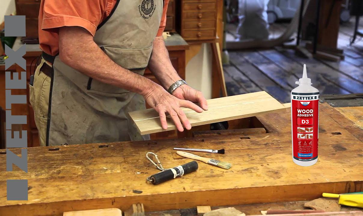 چسب چوب زتکس Zettex D3 Wood Adhesive