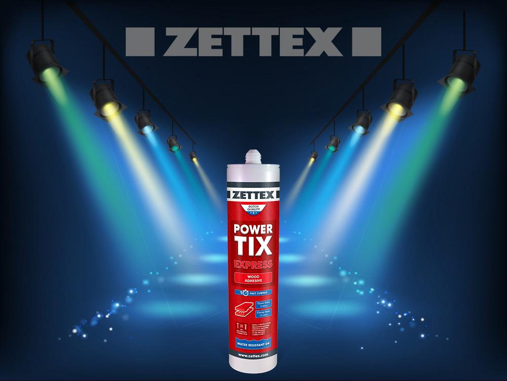مشخصات چسب پلی اورتان زتکس Zettex Powertix Express