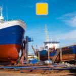 کاربردهای چسب و درزگیر در صنایع دریایی