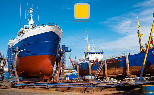 اهمیت و کاربردهای چسب و درزگیر در صنایع دریایی