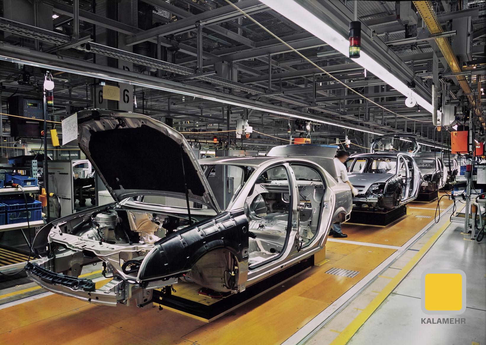 چسب ها در خودروسازی