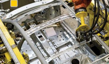 کاربرد چسب ها در مونتاژ خودرو