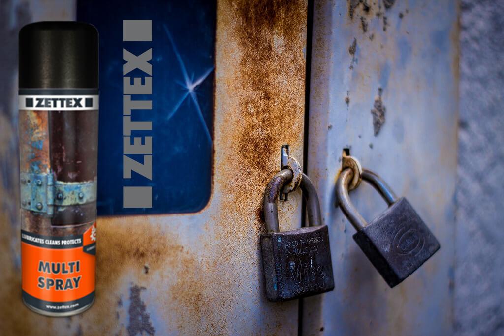 اسپری چند منظوره زتکس Zettex Multi Spray