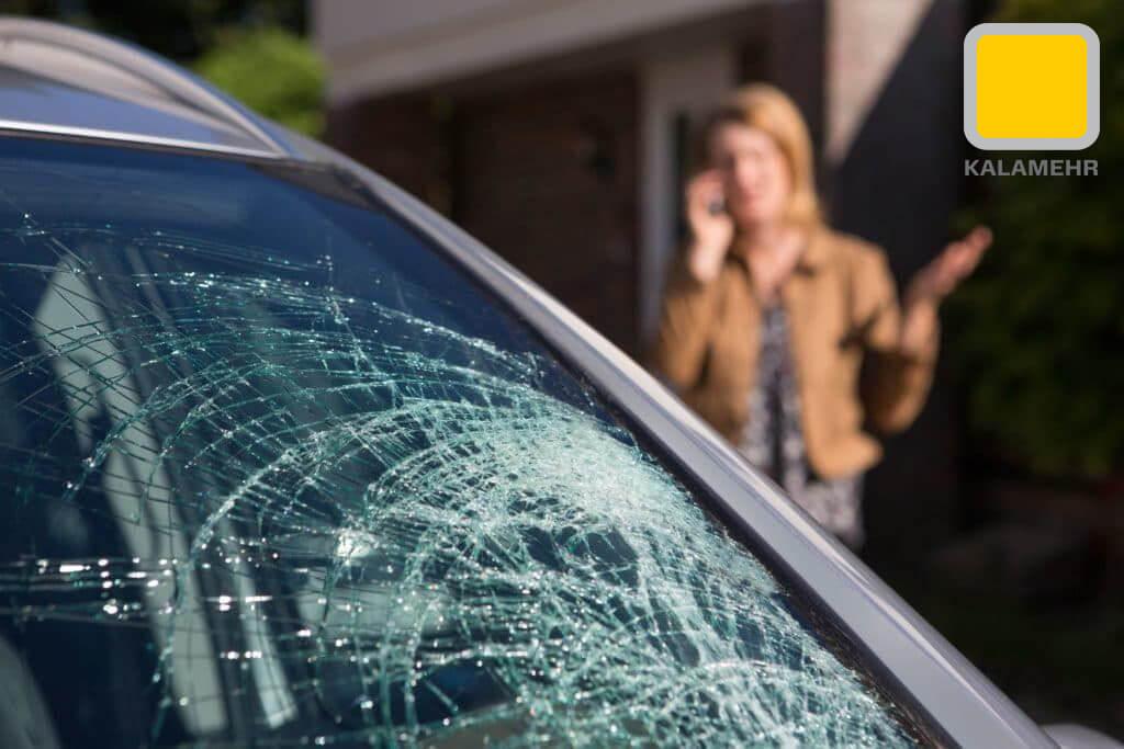 چگونگی نصب شیشه جلوی خودرو بسیار حائز اهمیت است.