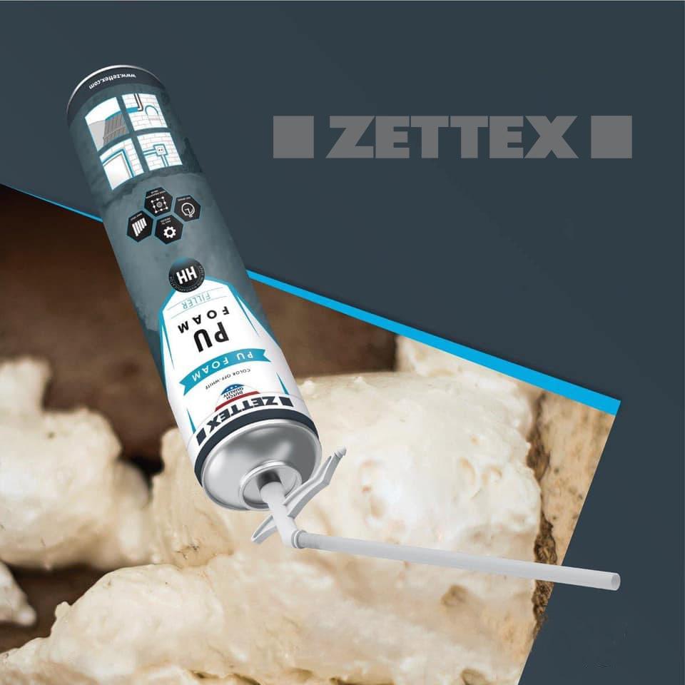 فوم پلی اورتانی شلنگی زتکس Zettex PU Foam HH