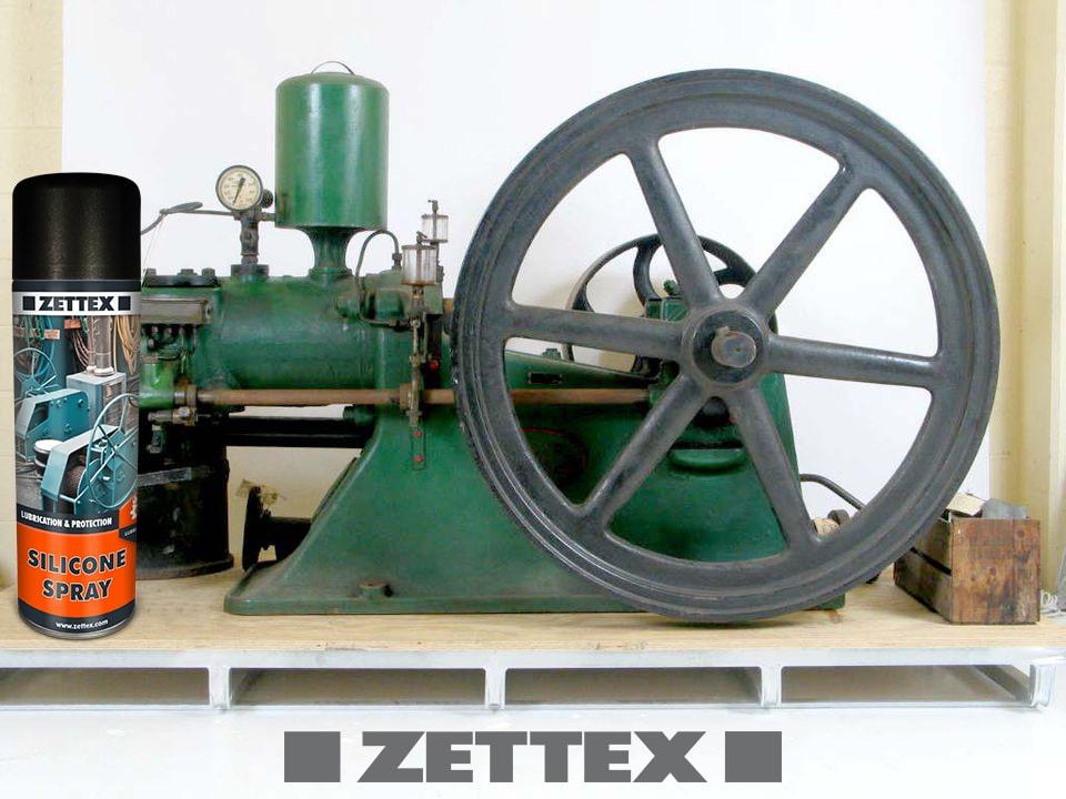 اسپری سیلیکونی زتکس Zettex Silicone Spray